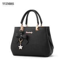 купить Luxury Brand Bag Women Shoulder Bag PU Leather Handbags Sac a Main Femme Messenger Crossbody Bags for Women 2019 Bolsa Feminina дешево