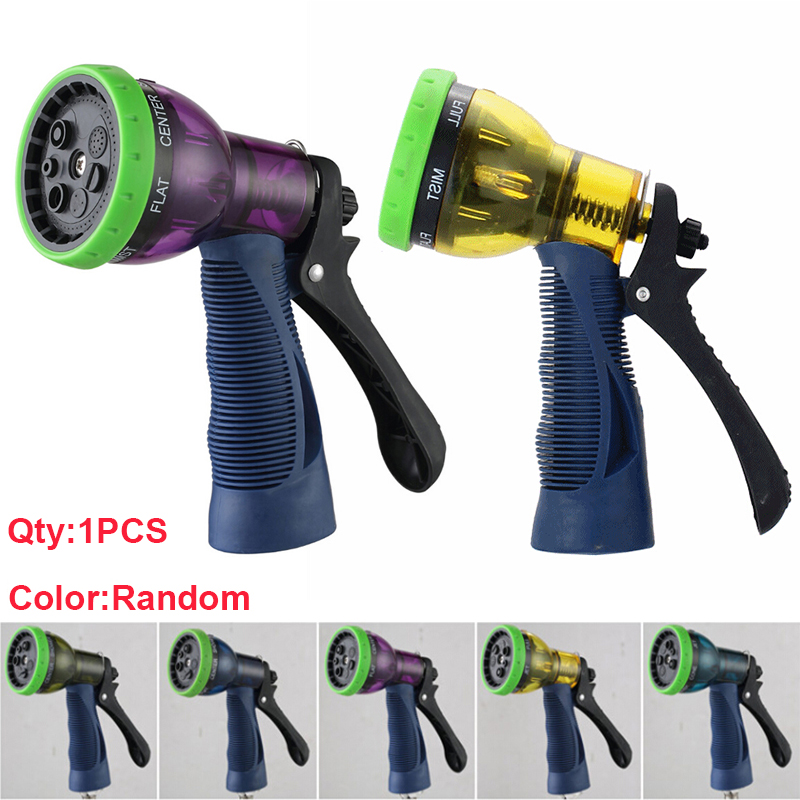Plastic 7 Modes High Pressure Nozzle For Garden Hose Washing Sprinkler Sprayer  For Car Pet Agriculture Lawn Garden Water Guns In Garden Water Guns From  Home ...