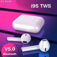 I7S I9S TWS Mini auriculares Bluetooth auriculares inalámbricos auriculares invisibles portátiles para todos los teléfonos inteligentes PK i10 i11 i12 i13