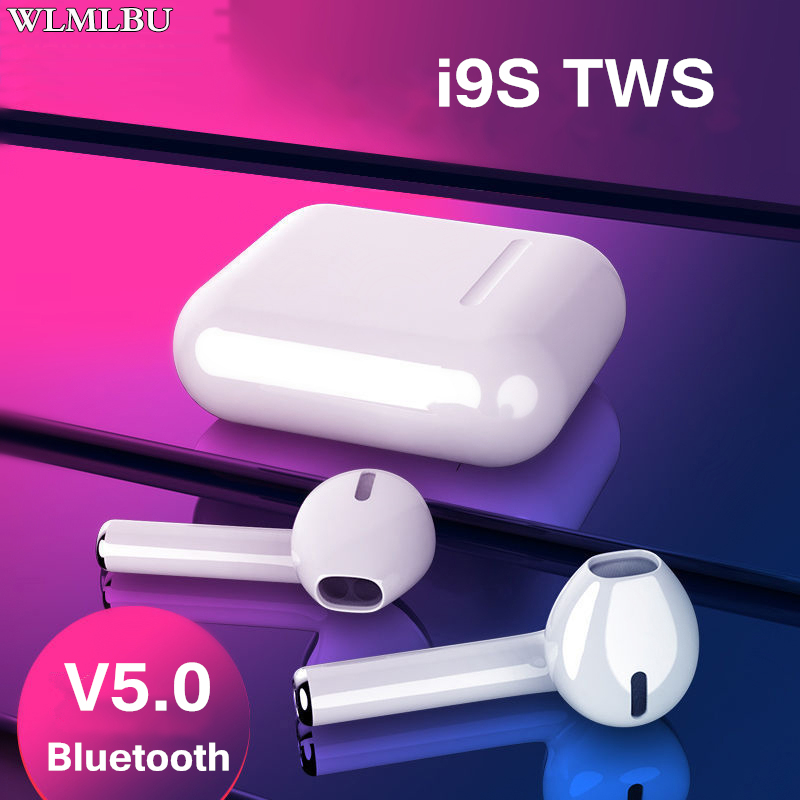 I7S I9S TWS Mini Bluetooth Headset Wireless Earphone Portable Invisible Earbud For All Smart Phone PK I10 I11 I12 I13