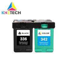 Картридж с чернилами для принтера 336 342 Замена для hp 336 hp 342 hp Deskjet 5440 PSC1510 Photosmart 1500 C3100 C3180 D5420 6310