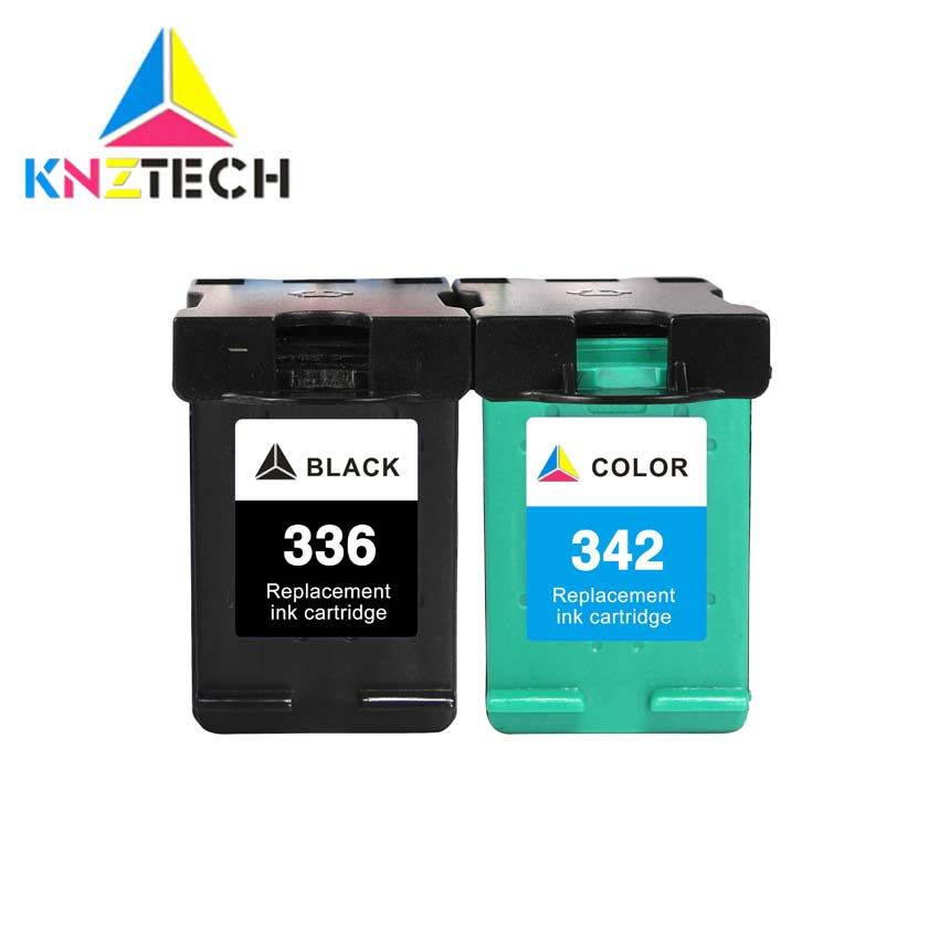 printer <font><b>Ink</b></font> Cartridge 336 342 Replacement for hp336 hp342 <font><b>hp</b></font> Deskjet 5440 PSC1510 Photosmart 1500 <font><b>C3100</b></font> C3180 D5420 6310 image