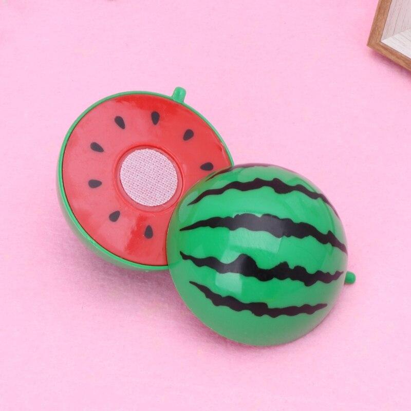 HBB 6Pcs Plastic Kitchen Fruit Cutting Pretend Role Play Children Kids Toy Set Gift