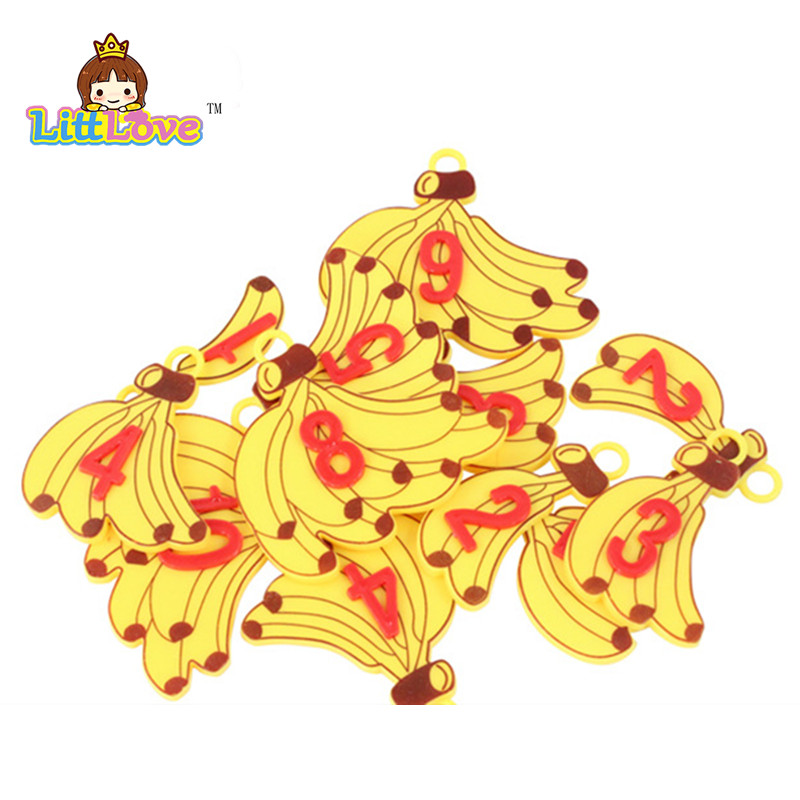 LittLove Funny Cute Monkey Bananas Сандар балансы Оқу - Білім беру және оқыту - фото 6
