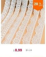 10 метров Крюгер лента 14 мм широкий белый Крюгер отеле поделки вышитые чистая kruger отель для шитья украшения в африканском стиле Крюгера ткань