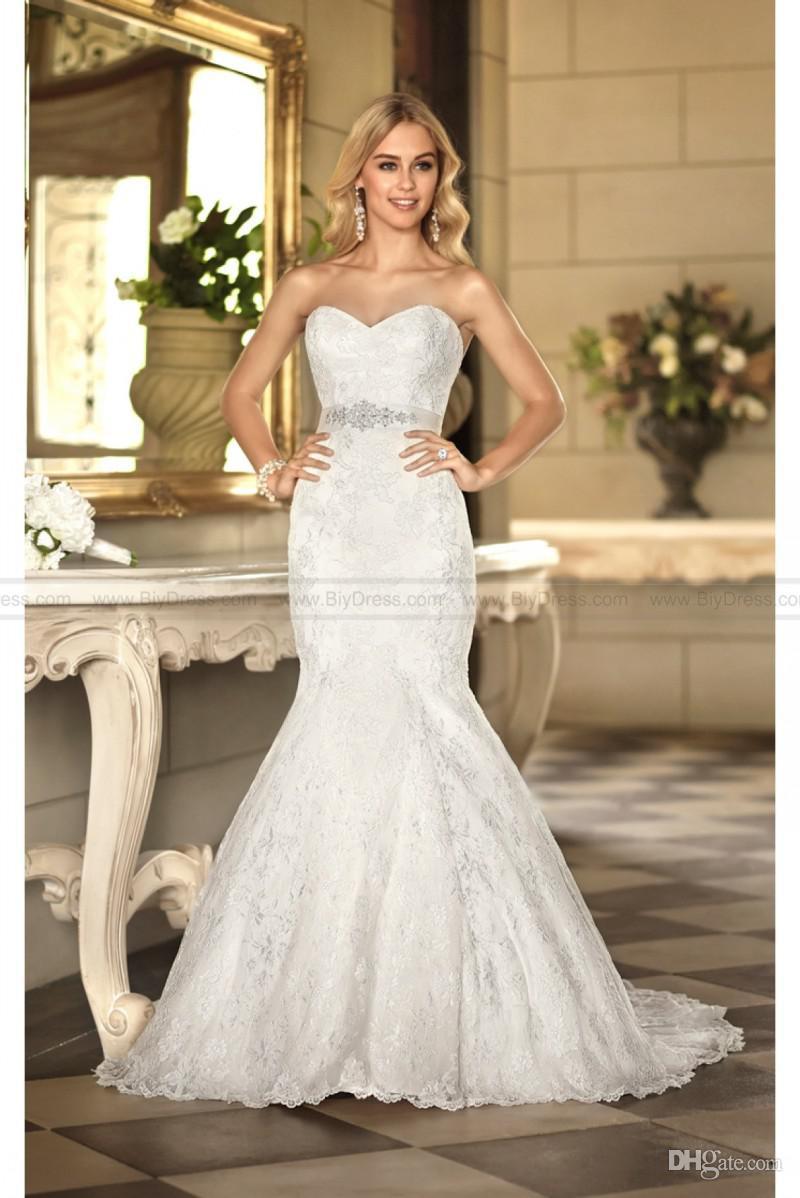 Платья свадебные кружевные недорогие