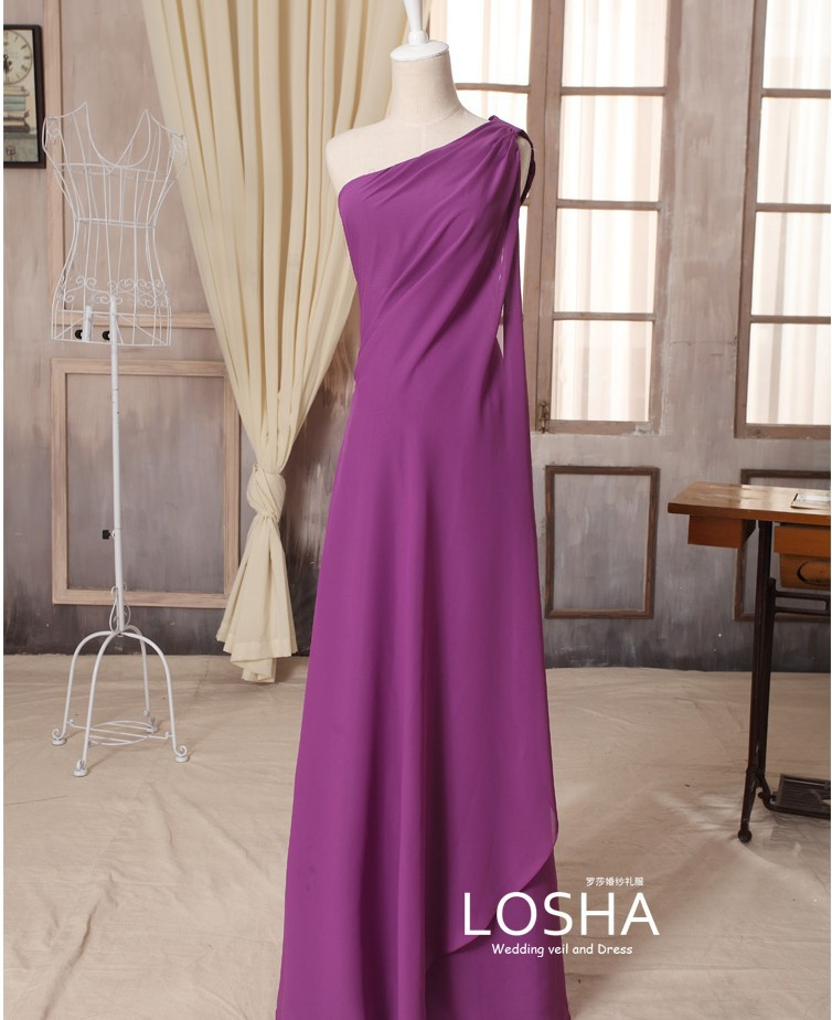 479700de3a50c Customized Size Color Purple Violets Bridesmaid Dresses group Free shipping  Different styles popular 2015 new arrival 02-in Bridesmaid Dresses from  Weddings ...