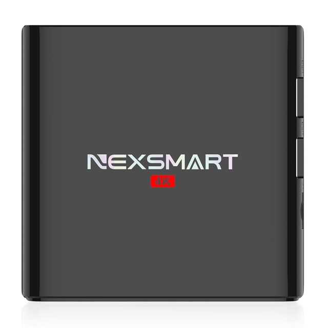 [Genuine] NEXSMART D32 1G 8G Caixa de TV Inteligente Caixa De TV Quad-core Armcortex A7 Android 5.1 1080 P 4 k 2.4G WiFi Set Top caixa