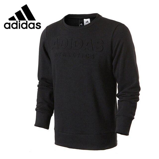 Оригинальный Новое поступление 2018 Adidas LINEAGE свитер Для мужчин пуловер Майки Спортивная