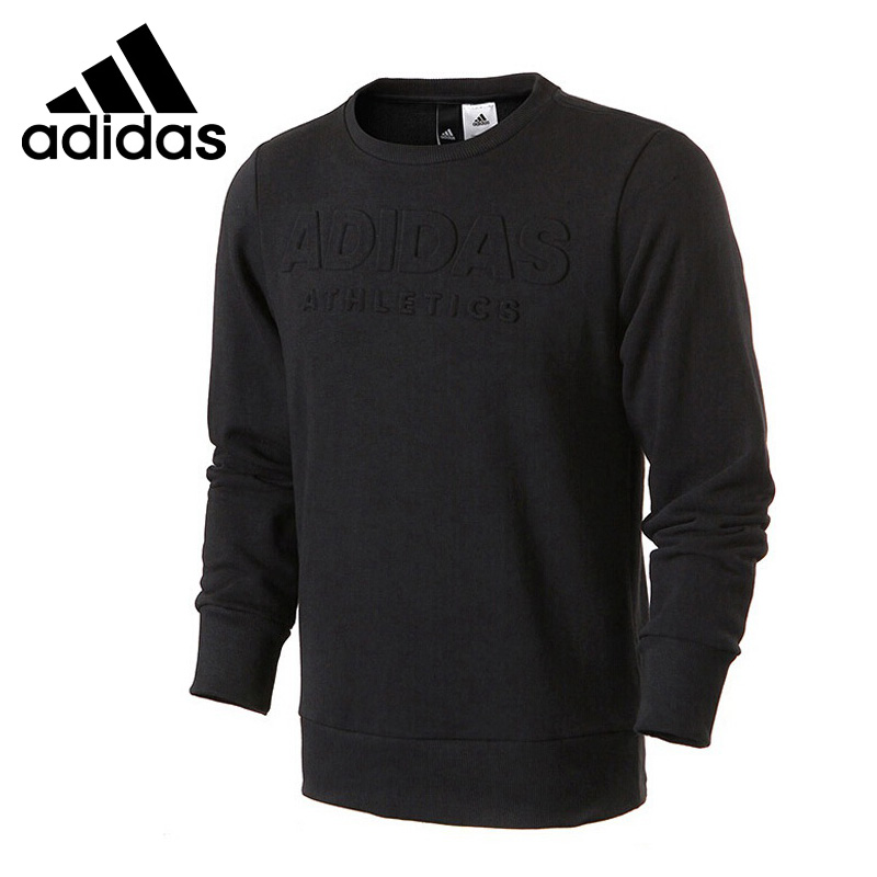 Original New Arrival 2018 Adidas LINEAGE SWEATER Men's Pullover Jerseys Sportswear платье playtoday платье
