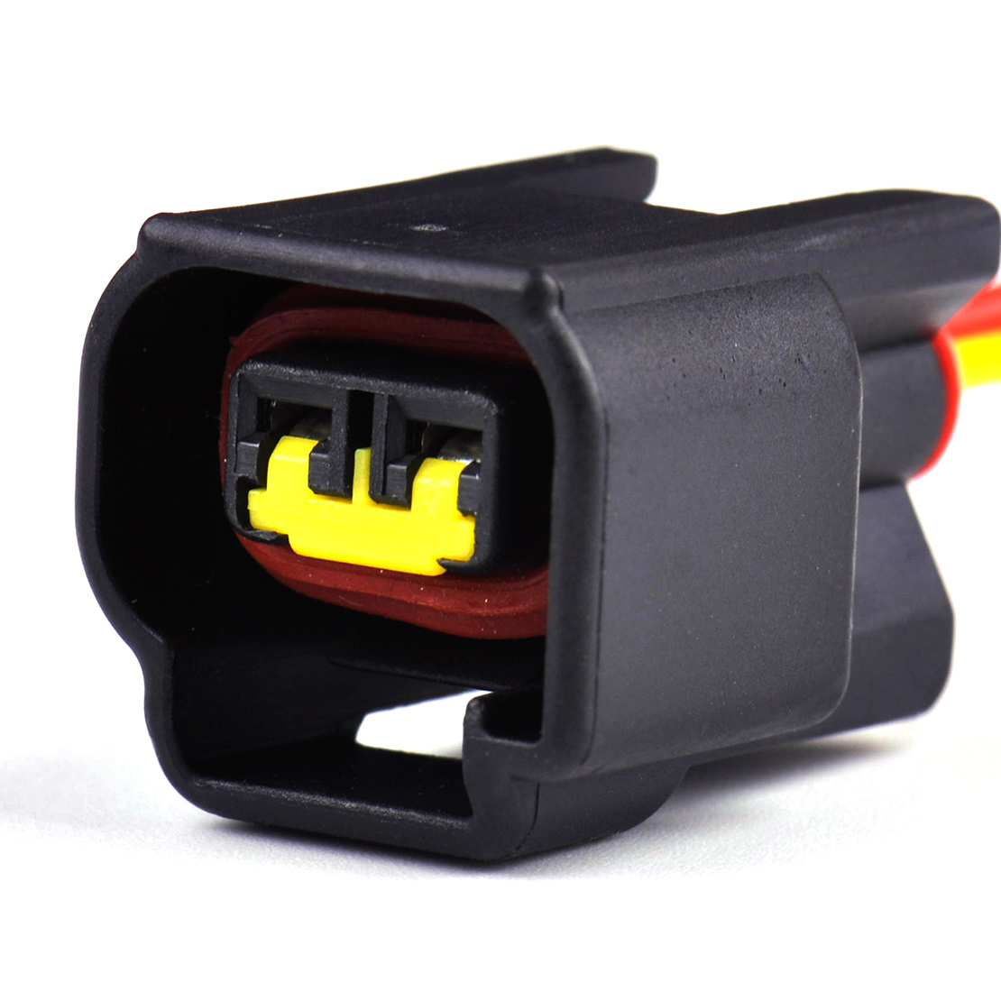 US $11 74 13% OFF|CITALL 8pcs Ignition Coil Harness Connector Modular for  Ford Focus Mustang Edge 4 6L 5 4L 6 8L 1991 1992 1993 1994 1995 2011-in