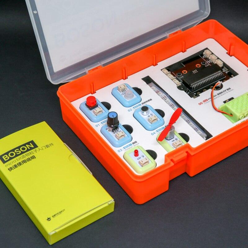 ShenzhenMaker Store Boson Starter Kit for micro bit