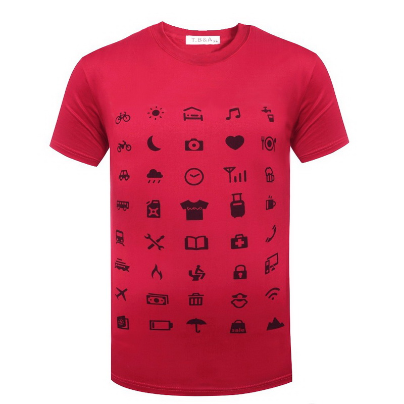 ZSIIBO TX94 Traveler T Shirt Tops Tees Icon Speak Super ...