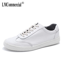 white shoes men real leather Korean mens casual shoes all-match cowhide breathable sneaker fashion Leisure shoes spring autumn korean casual shoes mens genuine leather breathable sneaker fashion boots men leisure shoes all match cowhide mens loafers
