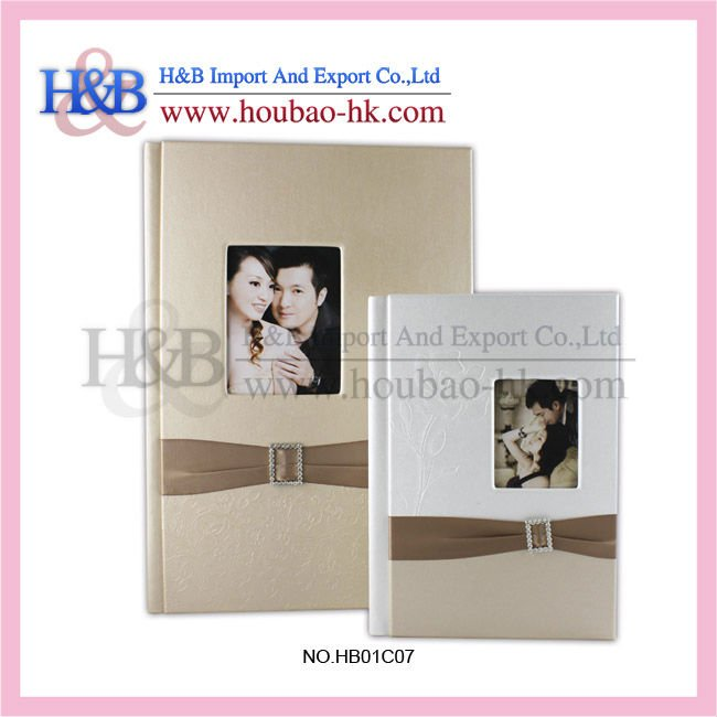 Elegant Leather Wedding Photo Albums 8x10 With Slip In Paper In Photo Albums From Home Amp Garden