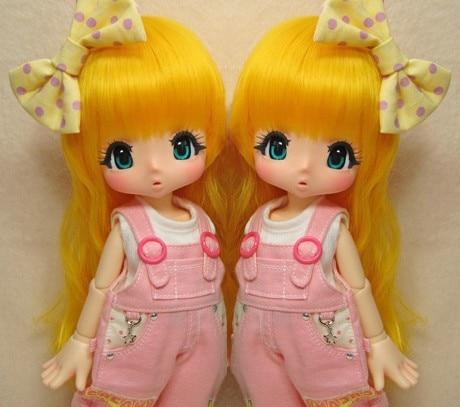 ФОТО stenzhorn(stenzhorn) Brand new BJD 1/6 Doll lovely KIKI free eyes Free shipping