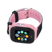 Q528 Smart Watch with GPS GSM Locator Screen Tracker SOS for Kids Children Remote Camera Information Display Sports Pedometer(China)