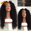 ALYSSA Virgin Hair Lace Front Wig With Baby Hair 180% Density Glueless Full Lace Wigs Brazilian Lace Front Human Hair Wigs