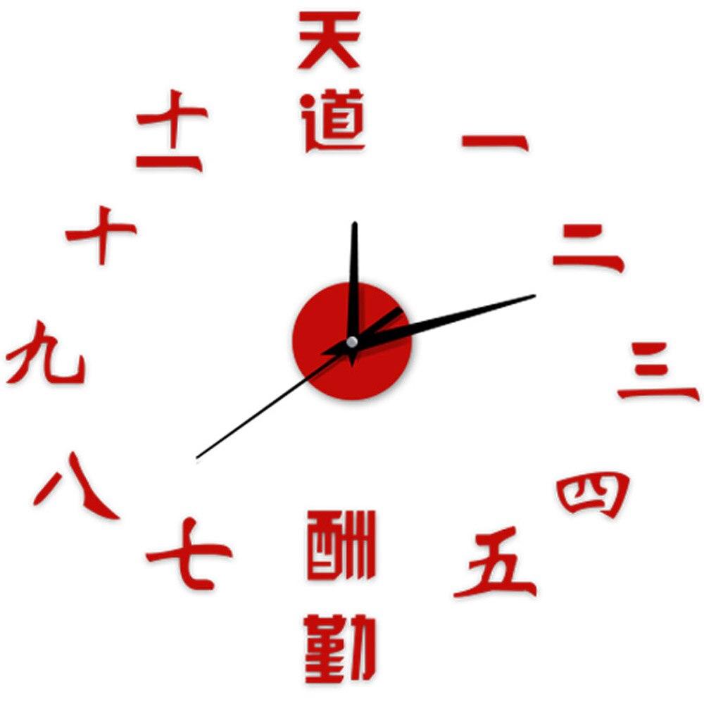 Orologio digitale da parete grande nuovo orologio for Camino all aperto progetta i piani