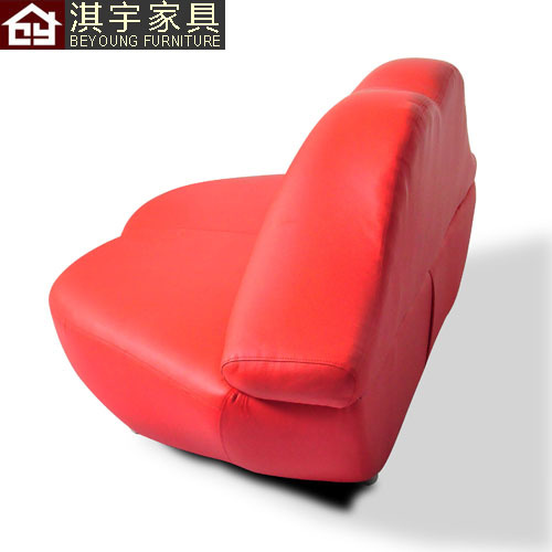 Designers Furniture Kiss Sofa Red Lips Sofa PU Leather Sofa Den Sofa Red  Wedding Port To Port By Sea In Living Room Sofas From Furniture On  Aliexpress.com ...