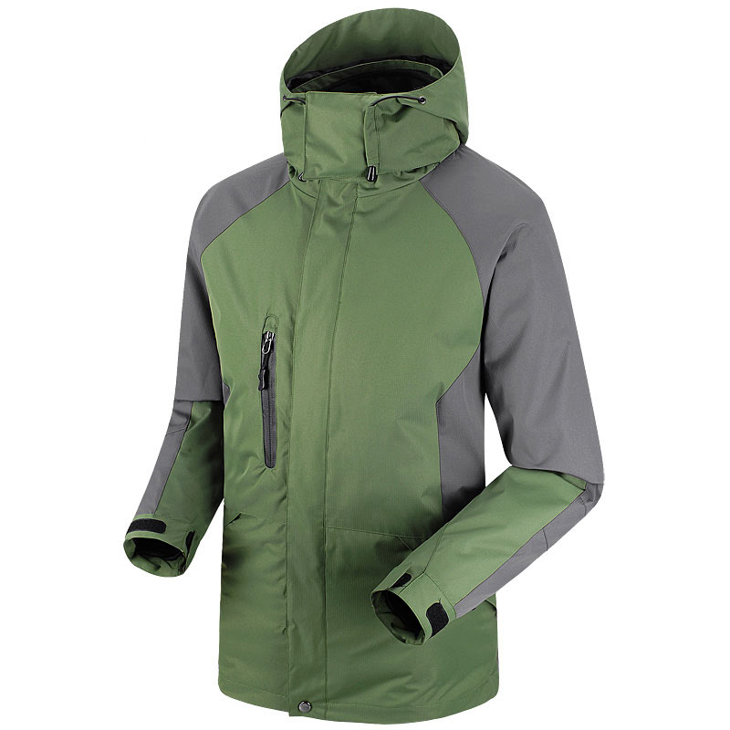 Здесь продается  Jacket Outdoor Men Hiking Clothes Jacket Winter Sports Ski Suit Windcheater Clothes For Hunting And Fishing   Спорт и развлечения