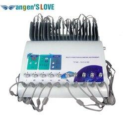 Nuevo equipo de belleza para reducir la celulitis, máquina electrónica de estimulación muscular, TM-502B de adelgazamiento