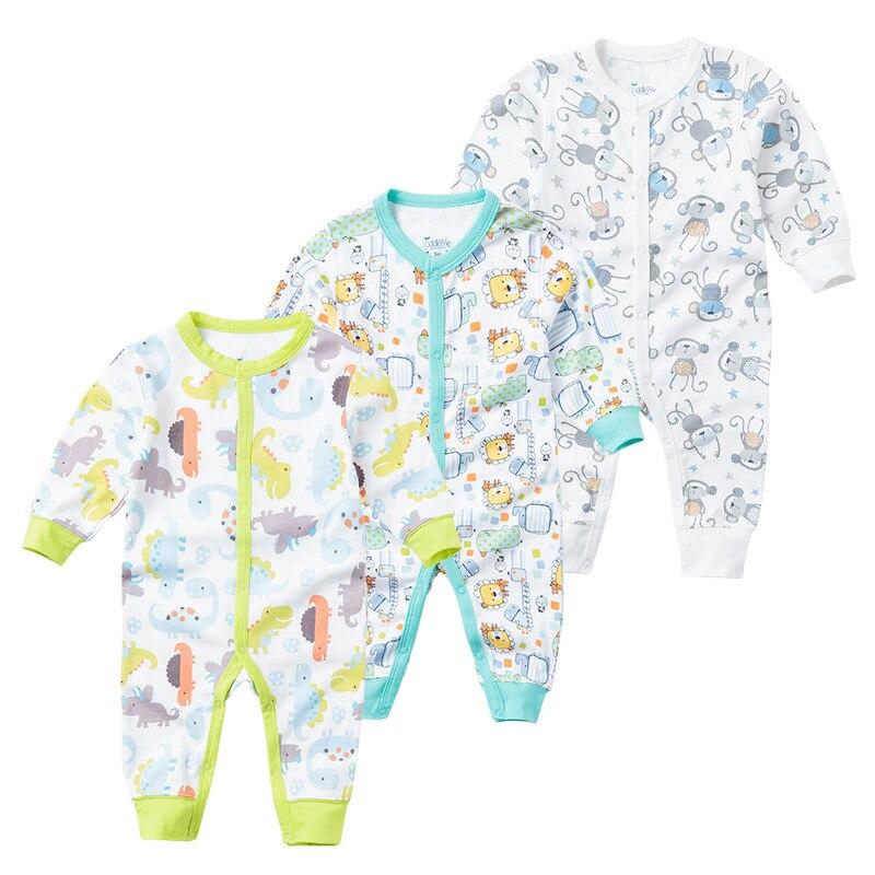 4f008f10d Baby Girl Romper Newborn Sleepsuit Flower Baby Rompers 2019 Infant ...