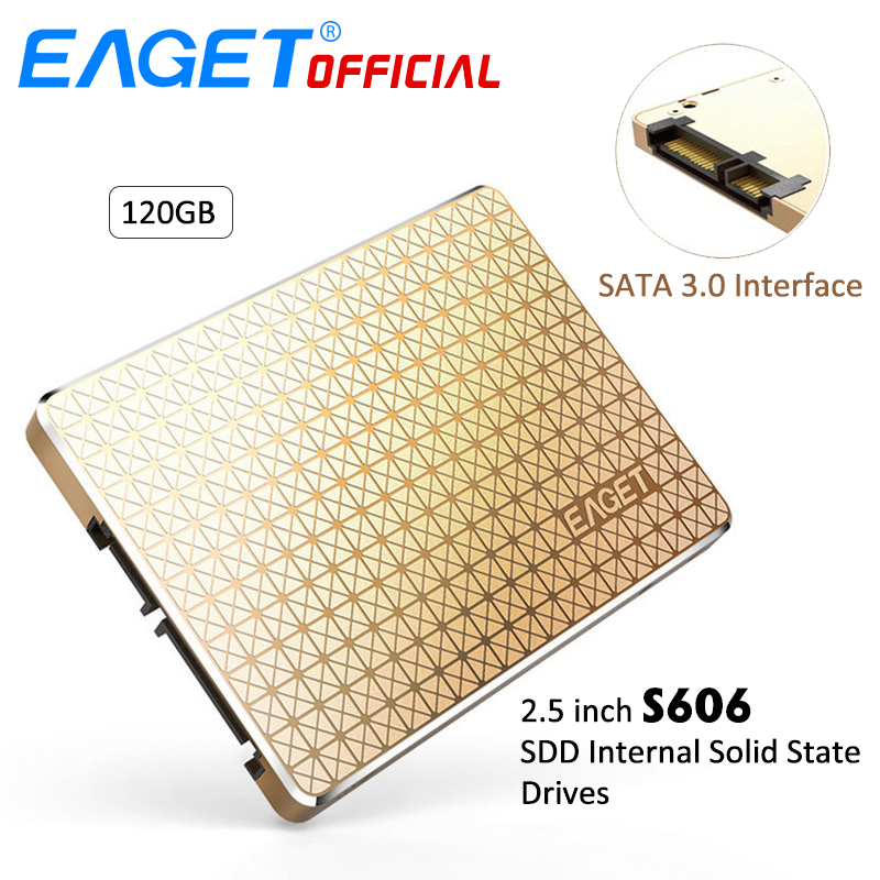 EAGET S606 SSD Internal Solid State Hard Drive Disk SATA To USB3.0 HD HDD 120GB 2.5 High Speed For Mac OS For Windows Computer 512g ssd hard disk solid state ssd sata ssd solid state thin client computer in stock big promotion