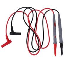 Probes For Digital Multimeter Cable Feeler For Multimeter Wire Tips Multimeter Probes Replaceable Needles Test Leads Kits