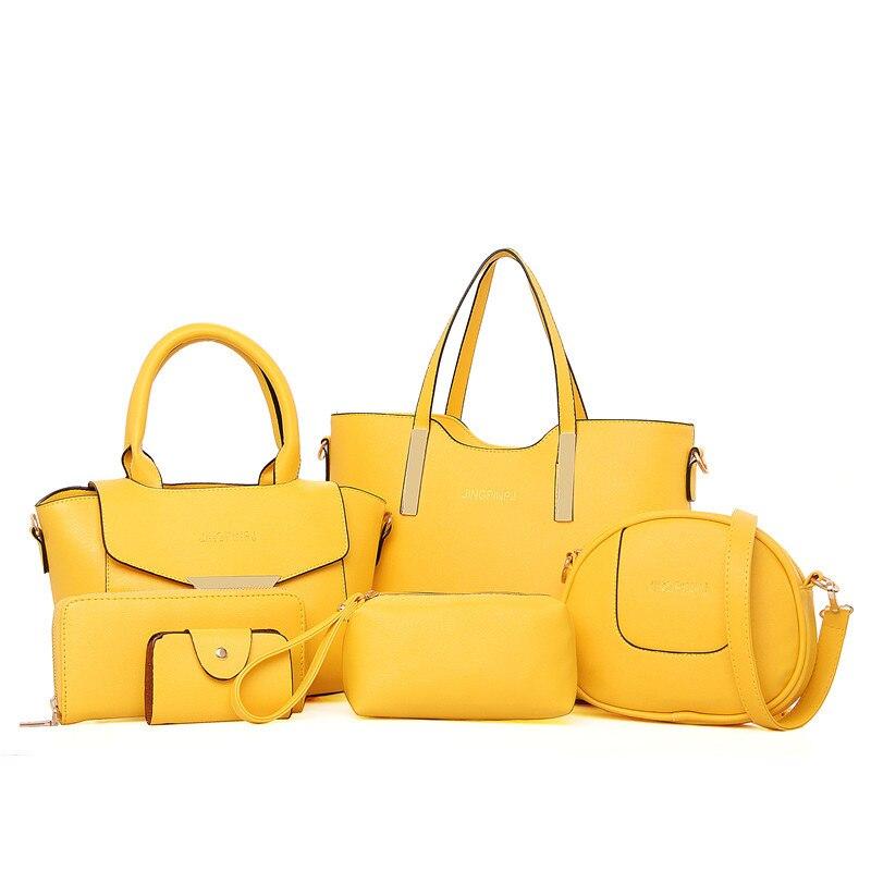 HTB14mIKXe6sK1RjSsrbq6xbDXXal - BERAGHINI 2018 New Fashion Women Composite Bags