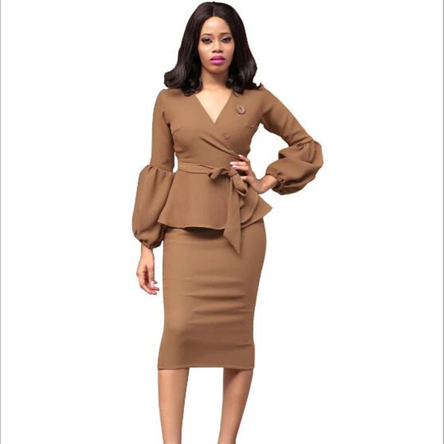 Business Formal Dress