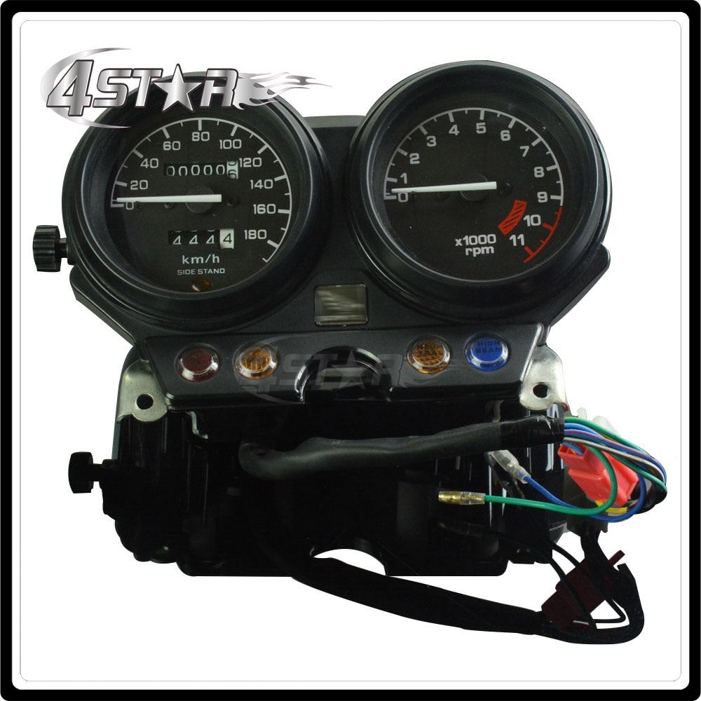 Motorcycle Accessories Speedometer Tachometer Instrument Gauge For HONDA CB750 CB 750 1993 1994 1995 1993-1995 Motorbike player 24 utah jazz 1994 1995 champion game worn