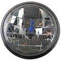 Мотоцикл Круглый Chrome Галогенные Лампы Фар Для Honda CB400 CB500 CB1300 VTR250 CB 250 VTEC400 MOTO Ремонт Лампы Фар