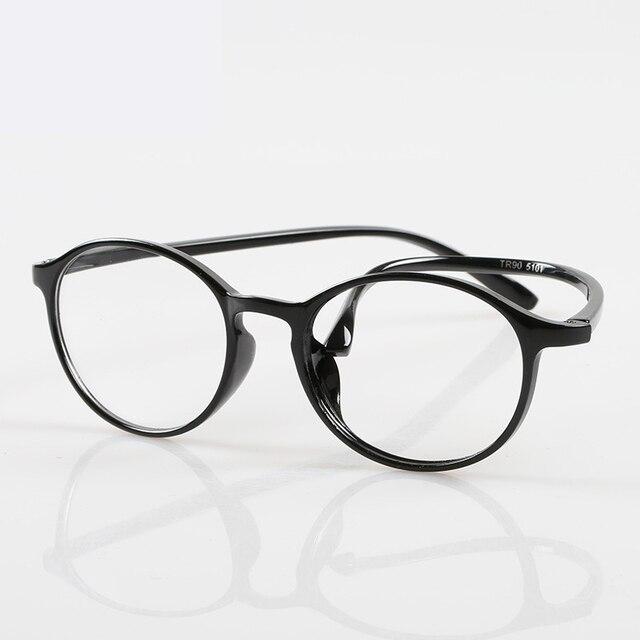 Lucky Lion Women Men Round Black Leopard Presbyopia Strength 1.0 1.5 2.0 2.5 3.0 3.5 4.0 Reading Glasses eyeglasses
