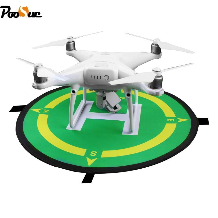 Drone Landing Pad Parking Apron Tarmac Mini Portable Fast fold for font b Mavic b font