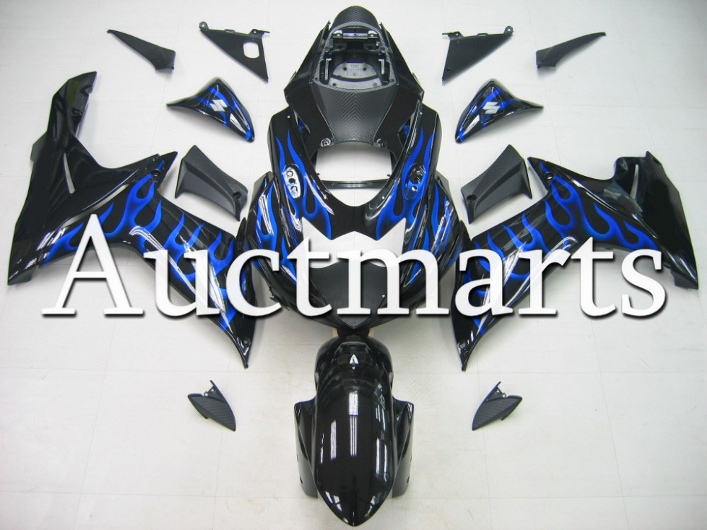 Fit for Suzuki GSX-R 750 2011 2012 2013 2014 Injection ABS Plastic motorcycle Fairing Kit  GSXR750 11-14 GSXR 750 GSX R750  CB05