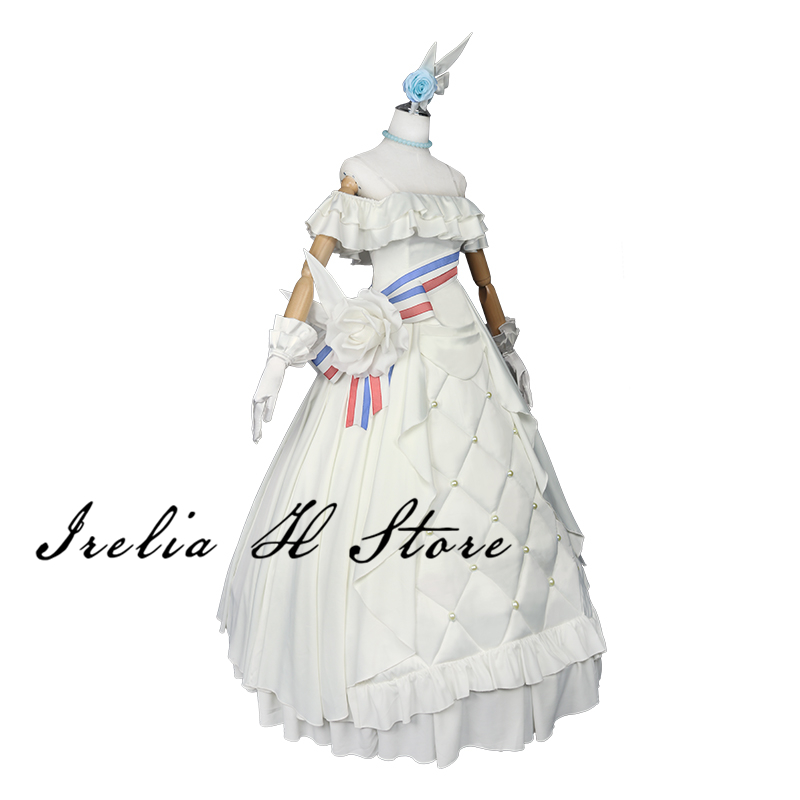 Marie Antoinette FGO Cosplay Costume  Musical symphony Marie Antoinette cosplay costume dress female 2
