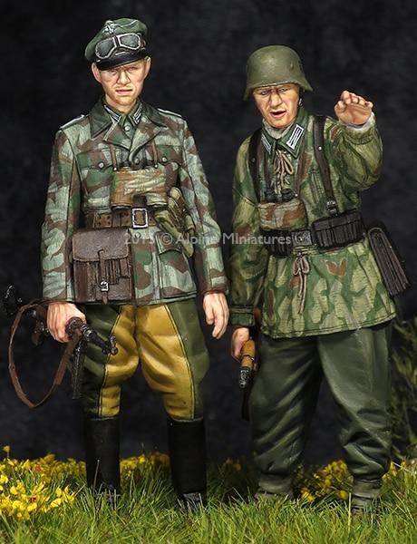 1:35   German Grenadier Set