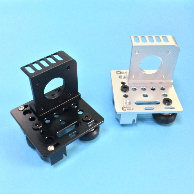 X-axis Slider + Timing Belt Buckle + Motor Frame + Wheel Accessories For 2020 Profile V-Slot Openbuilds Near End/Tian Extruder