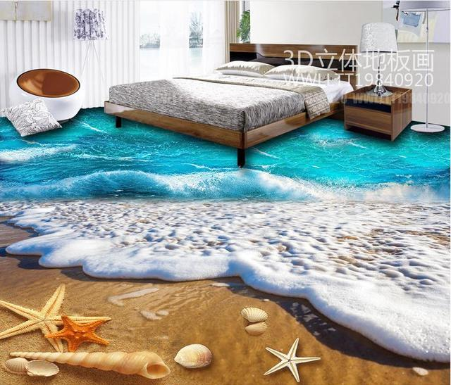 3d Wallpaper Floor 3d Brick Wallpaper Custom Murals Shell