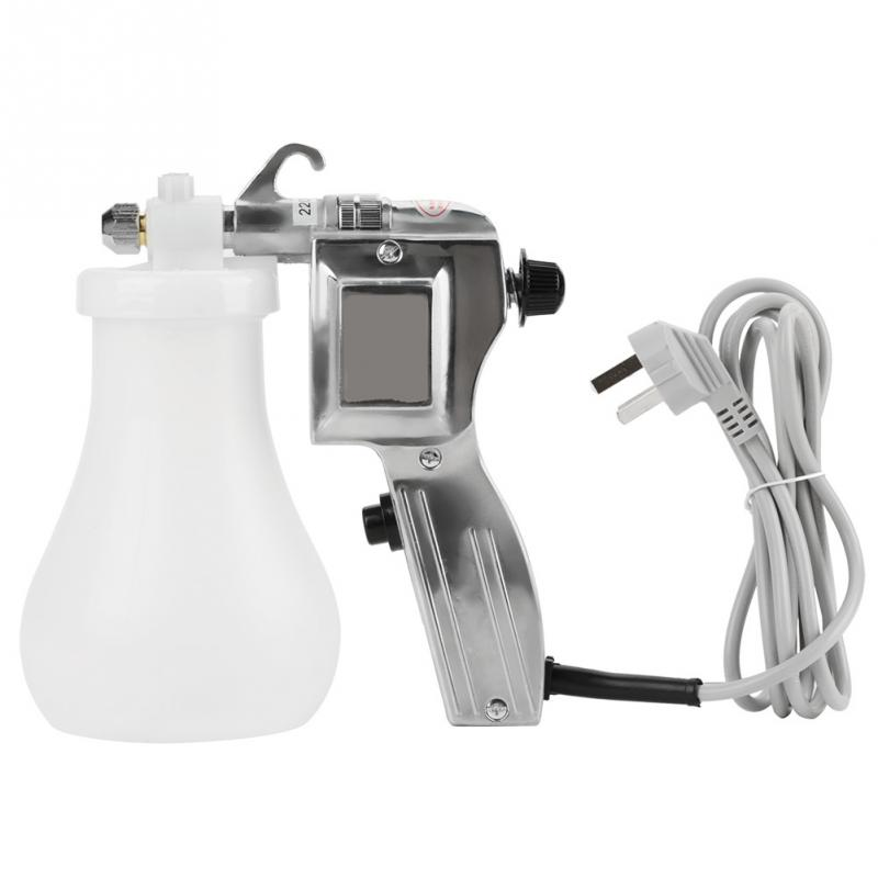 Electric Textile Spot Removing Spray Gun Adjustable Pressure Clothing Dust Cleaner AU Plug 220V DJW 170