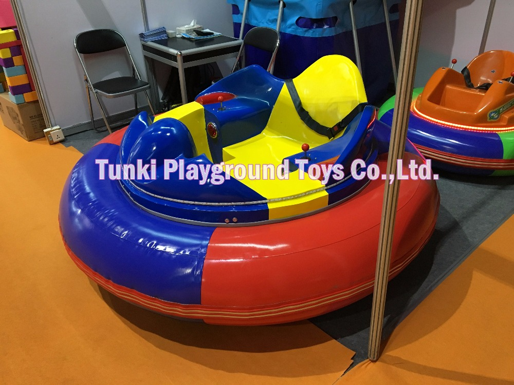 Inflatable Bumper Car For Adult Battery Powered