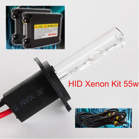 Replacement Kit Auto parts Car HID headlight Kit 55w Fog Front light source