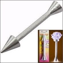 13cm Aluminum Alloy Dessert Decorators,Cake Decorating Tools, Stick Cream Rose Needle
