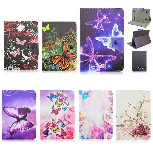 PU Кожаный Чехол Чехол Для Samsung Galaxy Tab 2 10.1 P5100 P5110 P7500 Tablet Универсальный Планшетный ПК PAD Y4A92D