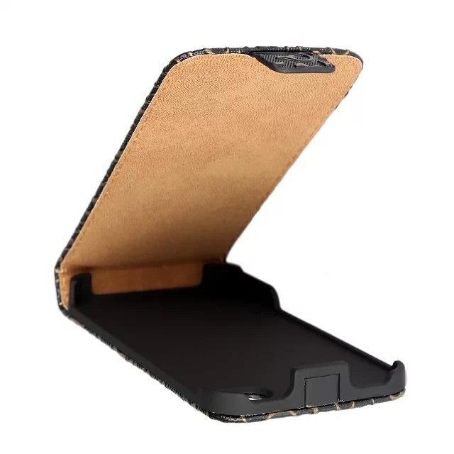 Elegant Designed Leather Case for Apple iPhone 4 4g 4s