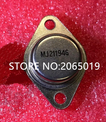 2PCS    MJ21194G   MJ21194    TO-3