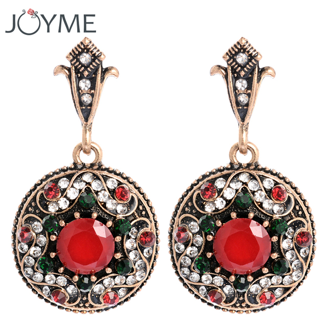 Fashion 2018 Aliexpress Jewellery Round Large Statement Colorful Cheap Earrings For Women Fine Costume Jewelry Joyeria  sc 1 st  AliExpress.com & Fashion 2018 Aliexpress Jewellery Round Large Statement Colorful ...