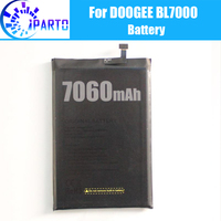 Doogee BL7000 Battery Replacement 100% Original New High Quality High Capacity 7060mAh Battery for Doogee BL7000