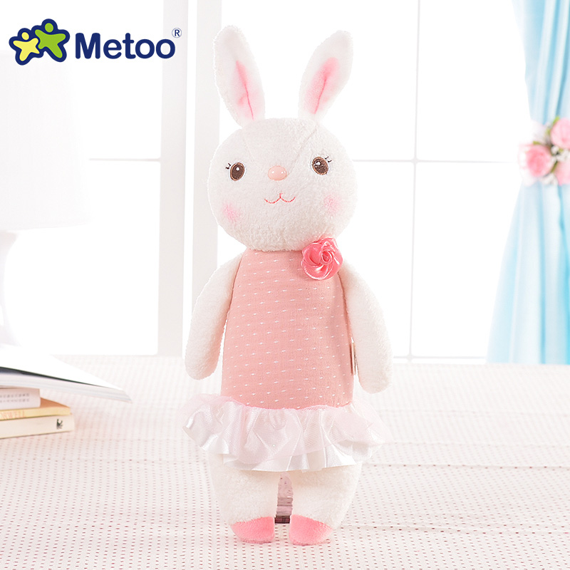 Pluche zoete leuke mooie gevulde baby kinderen speelgoed voor meisjes - Poppen en knuffels - Foto 5